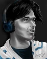 Twitch Portrait - Andy by bonbon3272