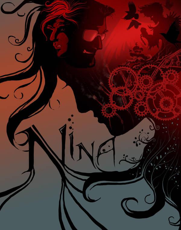 Nina Comix Cover by bonbon3272