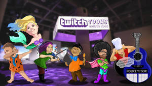 Twitch Toons by bonbon3272