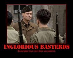 Inglorious Basterds Motivator by YTPArtist