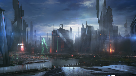 City by stgspi