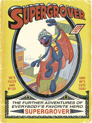 Super-Grover by VinceDorse