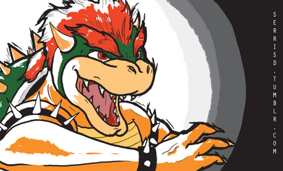 Bowser Day 2014! by serrisd