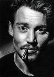 Johnny Depp II. by Thubakabra