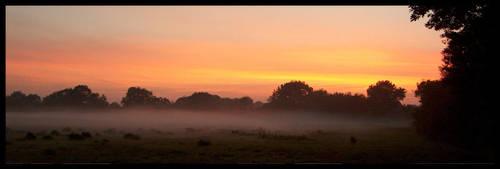 fog on the floor...2 by Olinfird