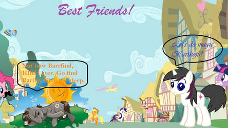 Best Friends B and B. by Barrfind