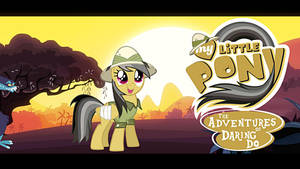 Wallpaper Daring Doo best pony by Barrfind