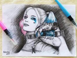 Harley Quinn - Suicide Scuad by ArTestor