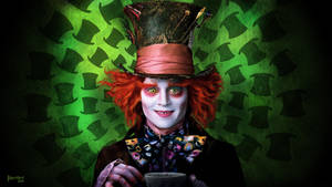 Mad hatter - Alice In Wonderland by ArTestor