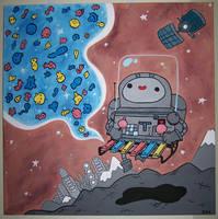 Lunar Lullabye by Izaart