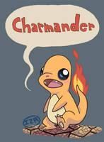Charmander by Izaart