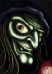 beware the witch by hillfreak