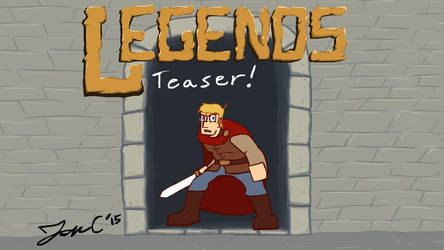 Legends Thumbnail - Teaser by JonCausith