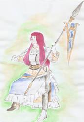 Hildegard von Krone by HeartlessHollow07