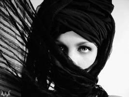 secret and black by gozyasim