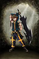 The Big Bad Werewolf by Hikolol35