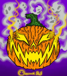 Halloween2018 Jack-O-Pumpkin by Morlock-SLS