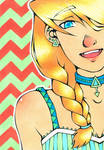 zigzag summer by cobaltopal