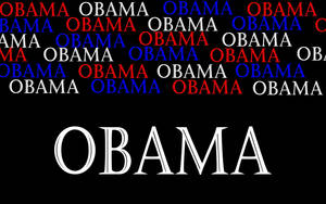 OBAMA  flag 1a by Furrymuscle