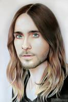 Jared Leto by Natalisa234