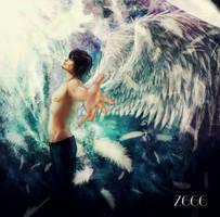 Inner Angel (Daryl Dixon Norman Reedus) TWD by Zlata666