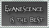 Evanescence stamp by jettteke