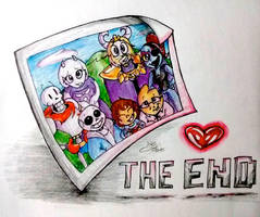 The End... by Poppypetal