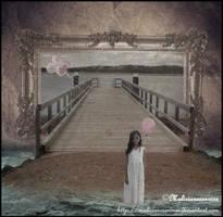 The flight of the innocence by MaliciaRoseNoire