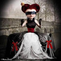 La Reine Rouge by MaliciaRoseNoire