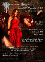 Flyer2 - Crepuscule des Damnes by MaliciaRoseNoire