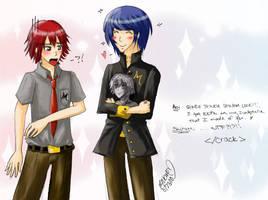 dumb love by suzaku009