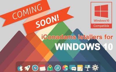iConadams for Windows 10 by valvator