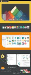 iConadams RocketDock for Windows 10 by valvator