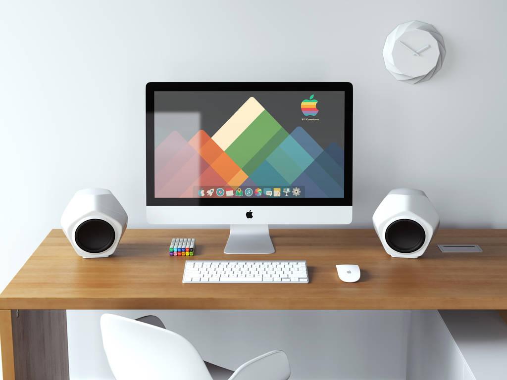 iConadams for macOS High Sierra by valvator