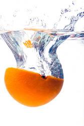 orange plum by dariuszsankowski