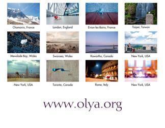 Miniature Chair Calendar by olya