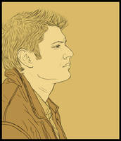 Dean Winchester by Golden-Plated