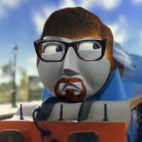 Gordon Freeman the Big Engine by CrazyMacYo