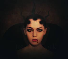 Demon by lovemydork