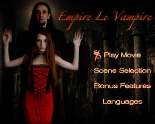Vampire DVD Menu by luvableariez