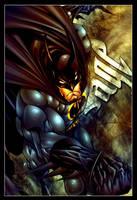 Batman by DarkSage03
