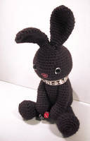 No Name Bunny by selkie
