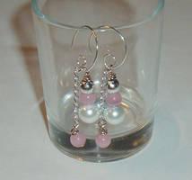 Stephanie - Earrings by mintjam