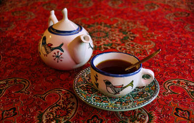 Tea Time by francis1ari