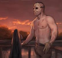 Jason Voorhees by TotesFleisch8