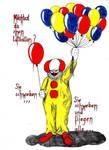 Moechtest du einen Luftballon by Henry-Jekyll