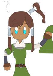 The Legend of Zel-...I mean Korra? by Link-Pikachu