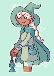 Taako by Link-Pikachu