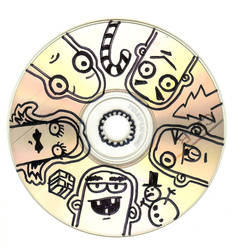 Worms Band Disc by GRPP07