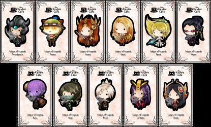 league of legends keybies by silverei